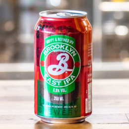 Cerveja Brooklyn East IPA 350ml