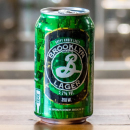 Cerveja Brooklyn Lager 350ml