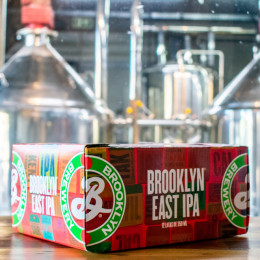Coolerbox Brooklyn East IPA 12 x 350ml